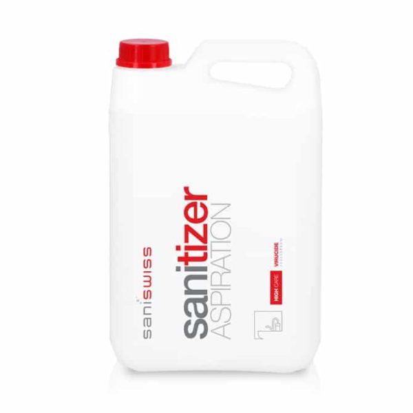 Saniswiss biosanitizer A1 wirkt reinigend, desinfizierend und geruchstilgend. Es ist speziell für das Aspirationssystem, das Mundspülbecken und den Amalgamabscheider konzipiert.
